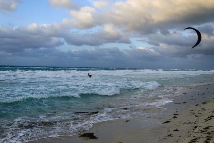 Emerald Isle Activities - Kiteboarding