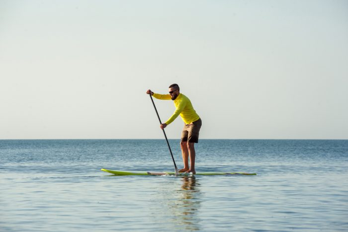 Emerald Isle Activities - Paddleboarding