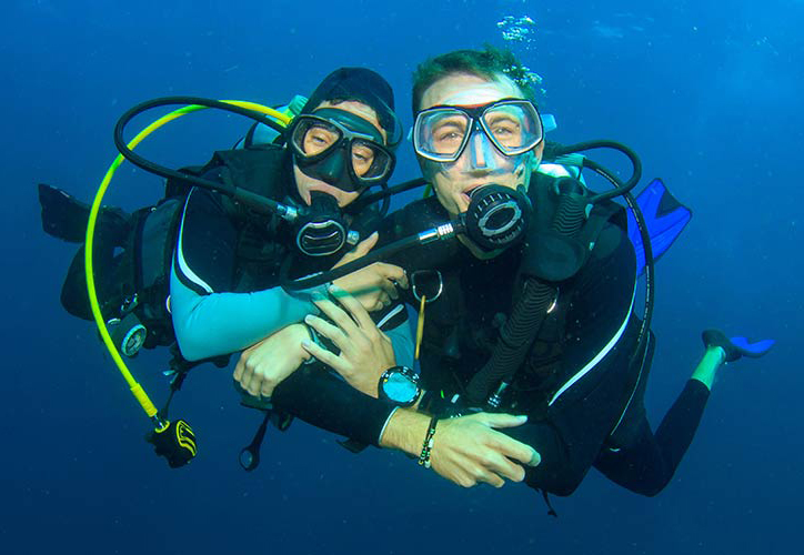 Emerald Isle Area Activities - Scuba Diving