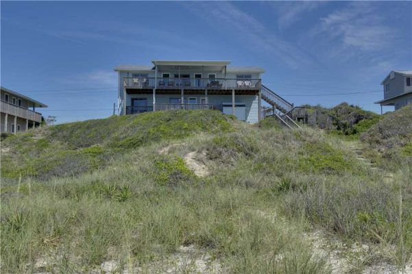 Featured Property - Above The Tide - Exterior