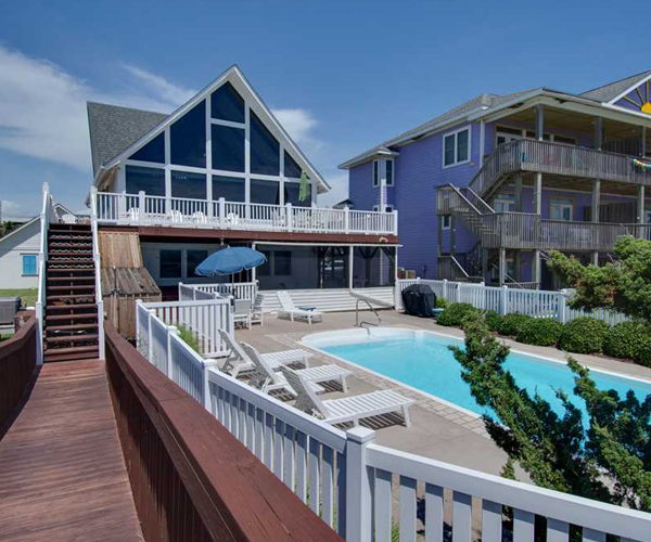 Featured Property Let Me Count The Waves - Exterior