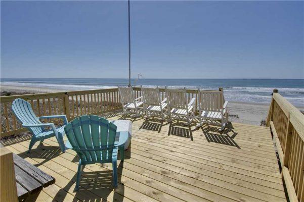 Featured Property - Madeira Breeze - Beach Deck