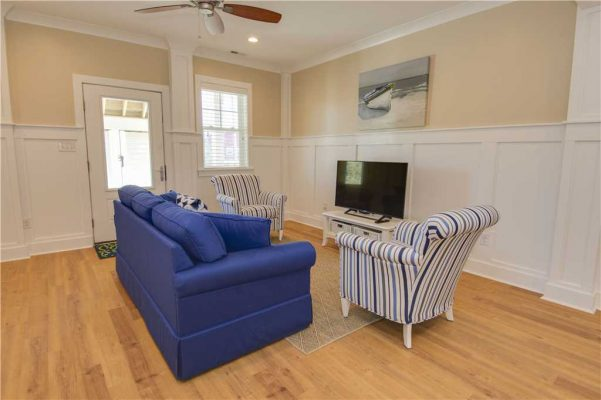 Featured Property - Navigator House - Media Room