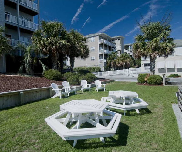 Featured Property Ocean Club F-201 - Courtyard