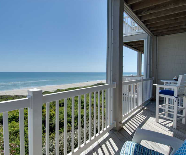 Featured Property Ocean Club F-201 - Deck