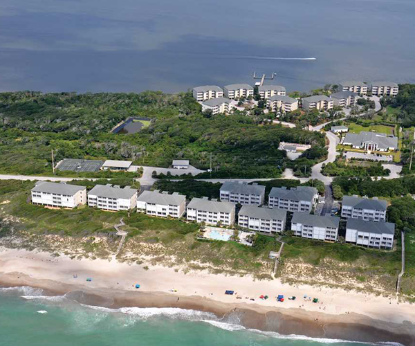 Featured Property Ocean Club F-201 - Exterior