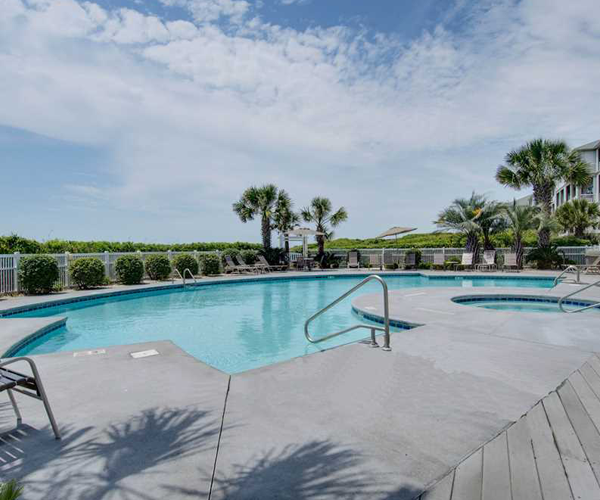 Featured Property Ocean Club F-201 - Pool