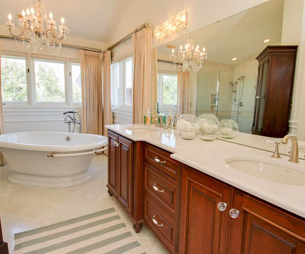 Featured Property Prescription Pad - Master Bath