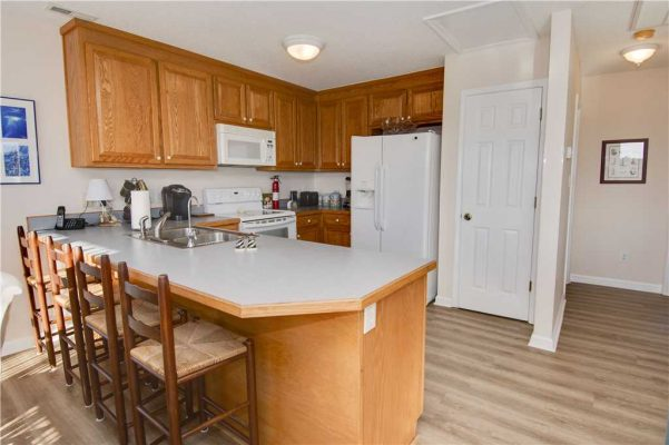 Featured Property Sea-clusion Kitchen