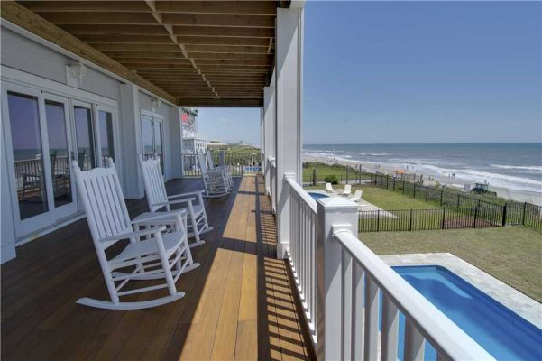 Featured Property of The Week Goin Coastal - Covered Deck
