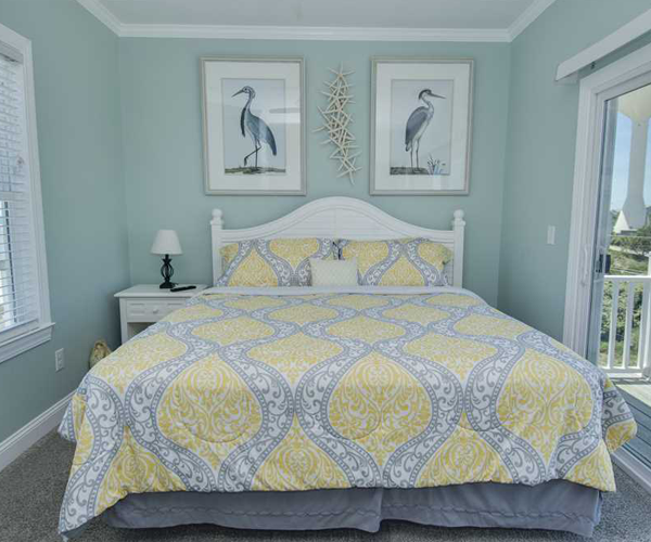 Featured Property of The Week Sea Worthy - Bedroom 1