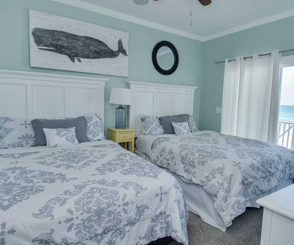 Featured Property of The Week Sea Worthy - Bedroom 2