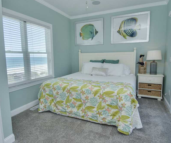 Featured Property of The Week Sea Worthy - Bedroom 3