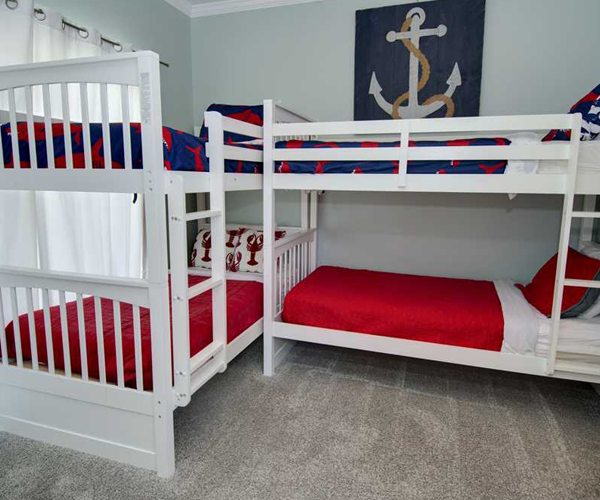Featured Property of The Week Sea Worthy - Bunk Beds