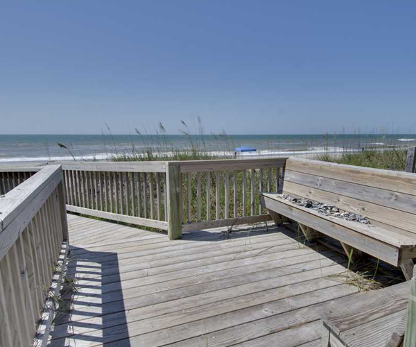 Featured Property of The Week Sea Worthy - Deck Bench