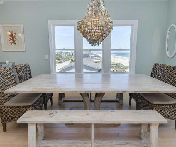 Featured Property of The Week Sea Worthy - Dining