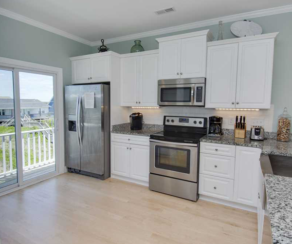 Featured Property of The Week Sea Worthy - Kitchen