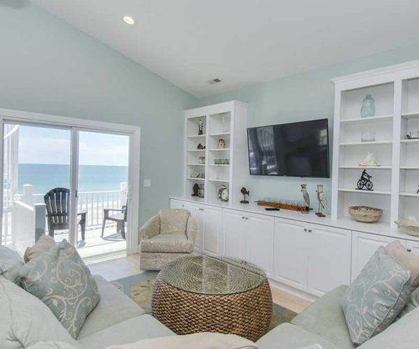 Featured Property of The Week Sea Worthy - Living Room