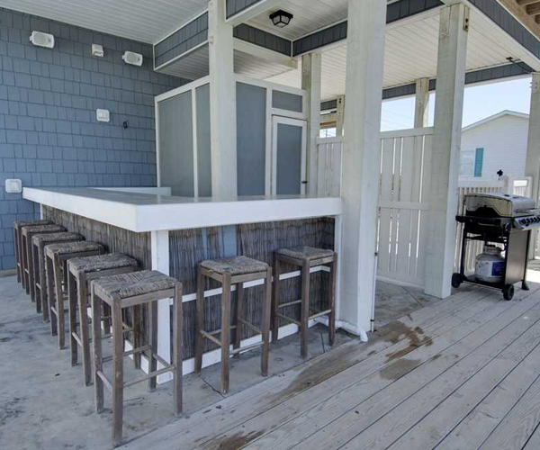 Featured Property of The Week Sea Worthy - Outdoor Bar