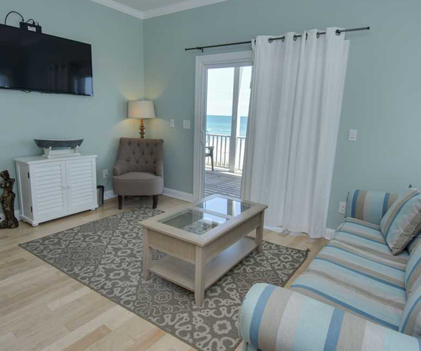 Featured Property of The Week Sea Worthy - Second Living Room