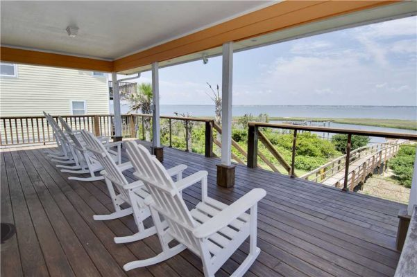 Featured Property of The Week Sunset Lagoon - Deck