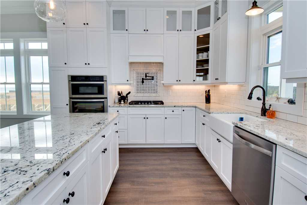 In The Bluff - Vacation Rentals with the Best Kitchens