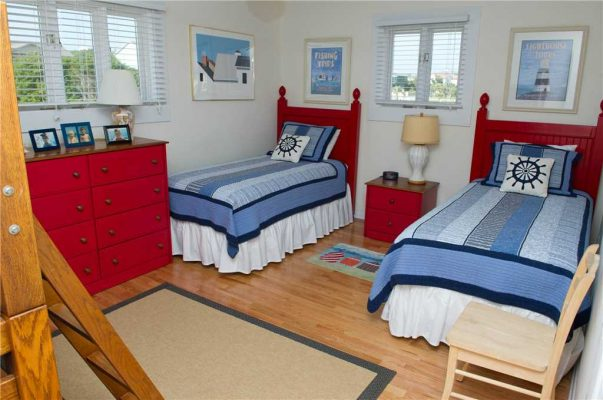 Just for the Fun of It Vacation Rental Bedroom 2