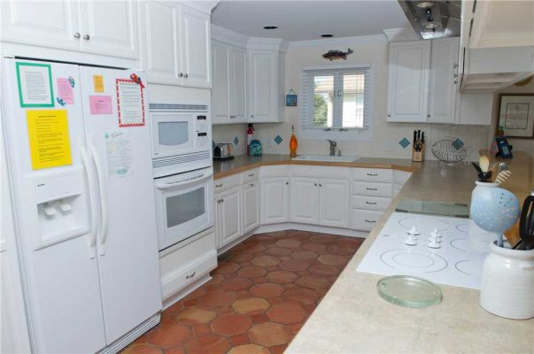 Just for the Fun of It Vacation Rental Kitchen