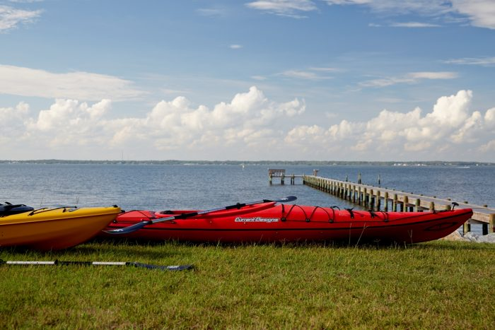 Emerald Isle Area Activities - Kayaking