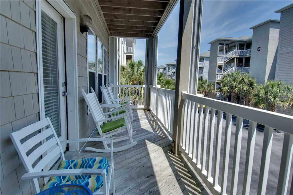 Ocean Club J 102 Bedroom Deck Chairs
