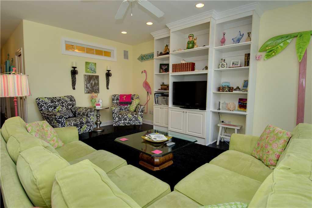 Ocean Club J 102 Living Room 3
