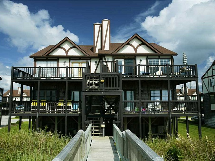 Ocean Reef 7-A-2 cottage in emerald isle nc