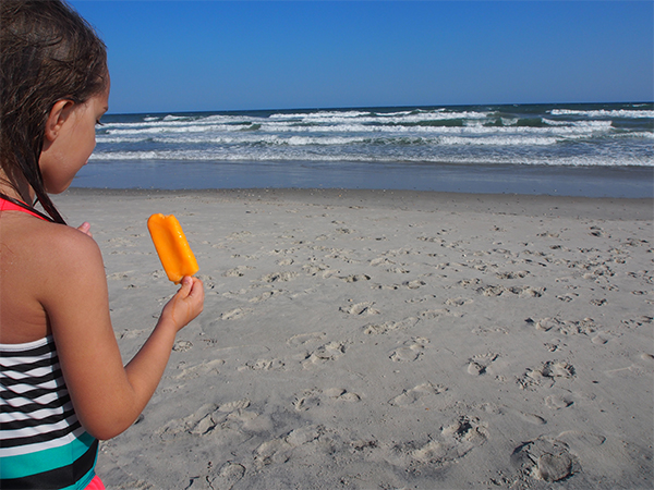 Beat the Heat with a Sweet Treat - Emerald Isle NC Beaches