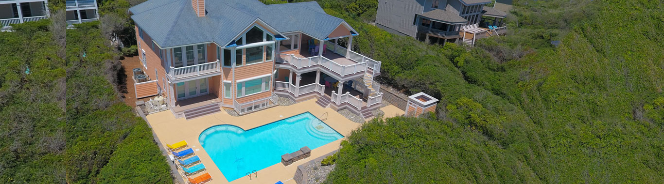 Southern Outer Banks Beach Als With Private Pools Emerald Isle Nc