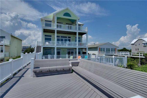 Pirates Perch Vacation Rental Emerald Isle NC