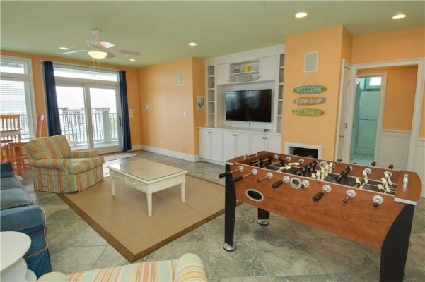 Pirates Perch - Oceanfront Rental with Game Room in Emerald Isle NC