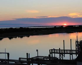 Riverfront Homes for Sale in the Southern Outer Banks of North Carolina
