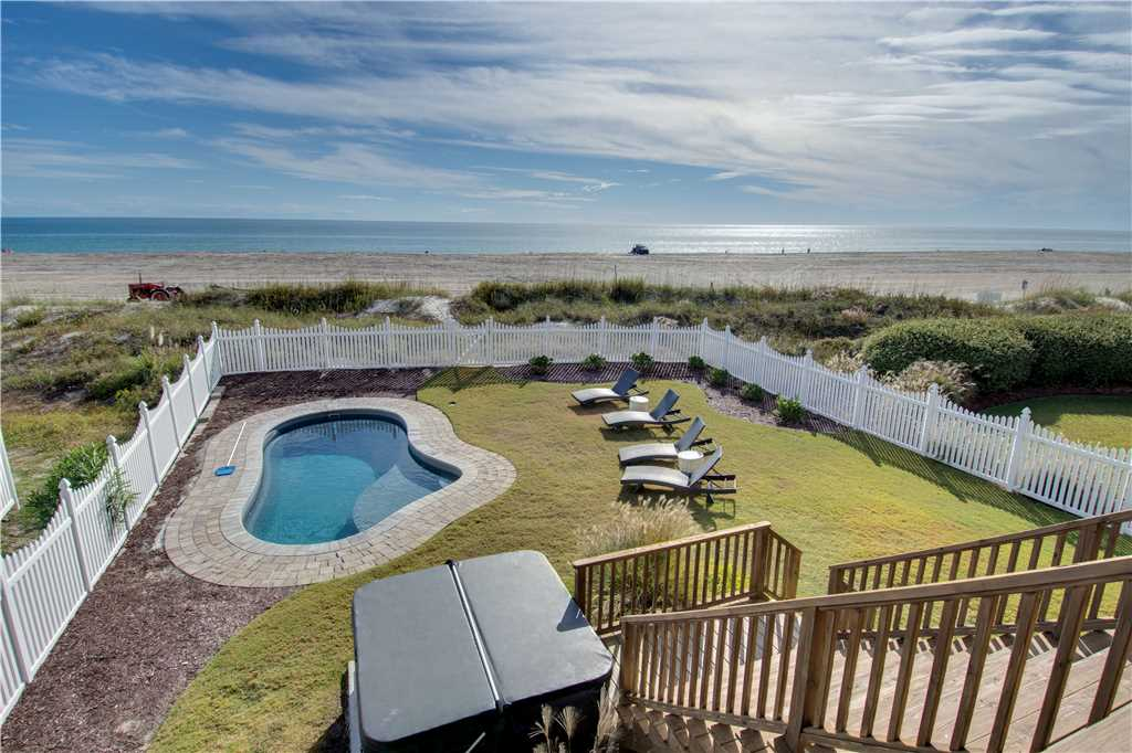 Oceanfront Vacation Rentals with Private Pools in Emerald Isle NC