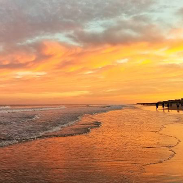 Top Places to See the Most Amazing Sunsets on NC's Crystal Coast