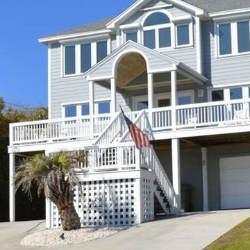 Newly Listed Rentals in Emerald Isle North Carolina
