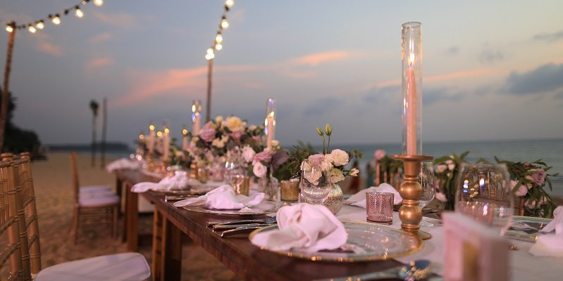 Wedding services for Emerald Isle beach destination wedding