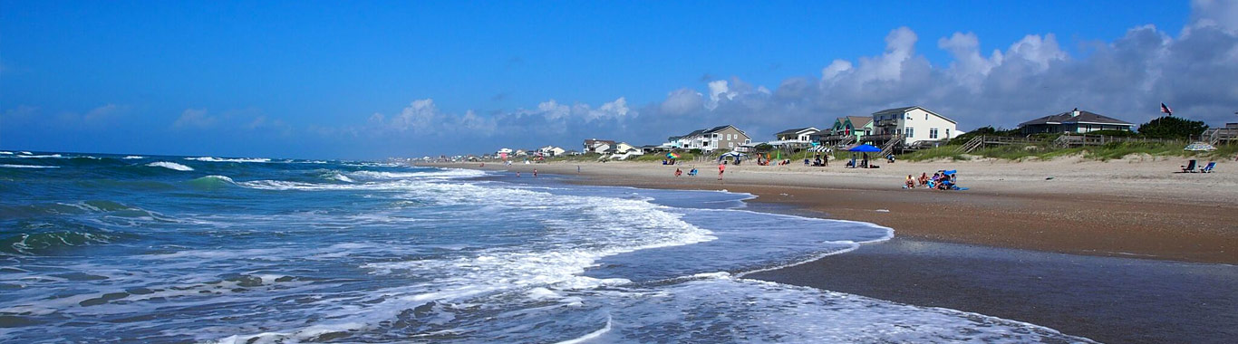 Annual Vacation Rentals in Emerald Isle NC
