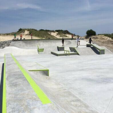 atlantic beach skate park - atlantic beach nc