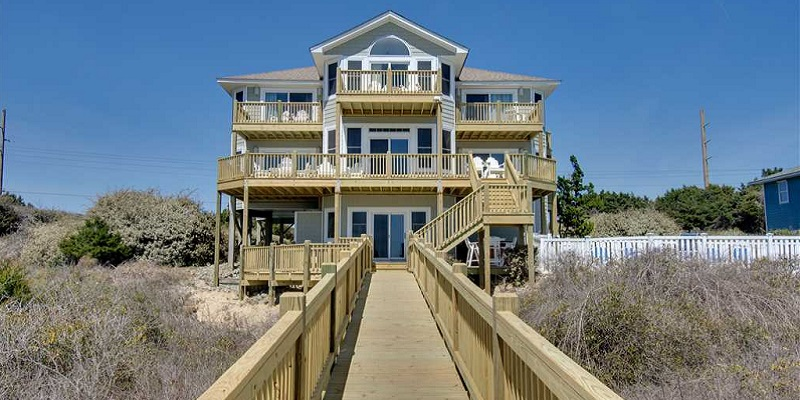 Emerald Isle Wedding Venues Beach House Rentals