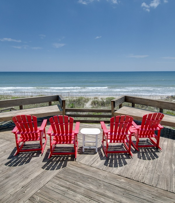 North Carolina Beach Rentals in Emerald Isle