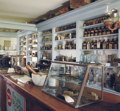 Beaufort Historic Site Apothecary