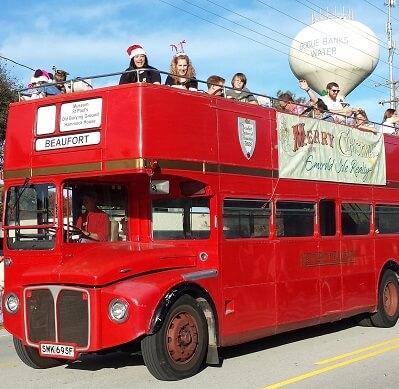Beaufort Homes Christmas Tour - Beaufort, NC