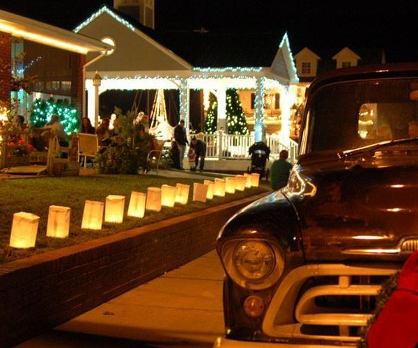 Historic Beaufort Christmas Candlelight Tour