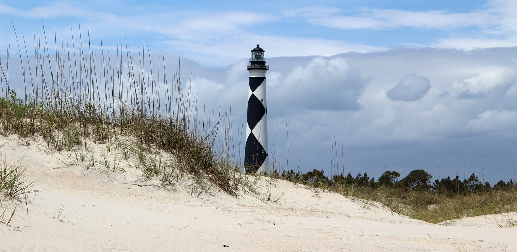 Cape Lookout Lighthouse and National Seashore