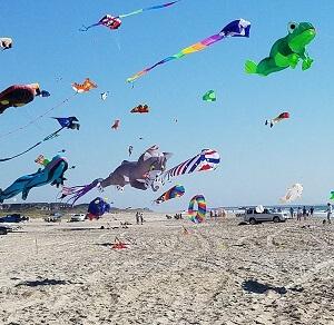 Carolina Kite Festival - Atlantic Beach NC
